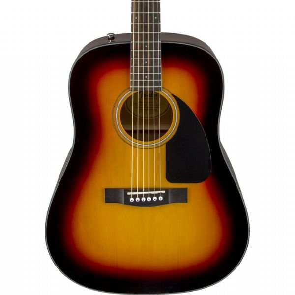 Fender CD60  V3 Acoustic Guitar (Sunburst)